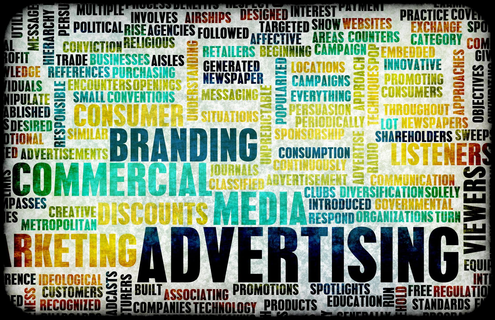 relationship between editorial and advertising